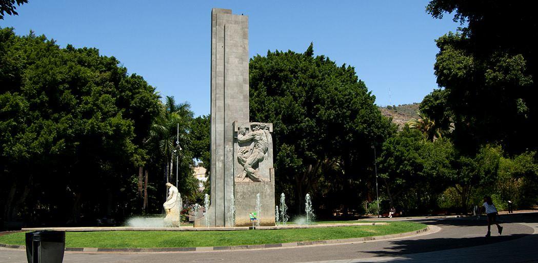 Activiteiten op tenerife s hoofdstad santa cruz de tenerife for Botanische tuin tenerife